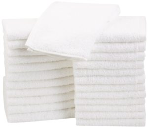 Warm washcloths for dentists. Relaxing for dental patients.