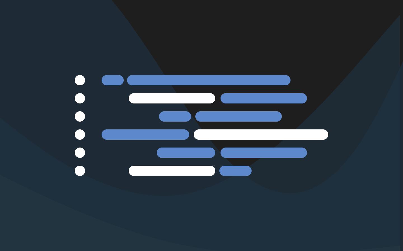 A block of code