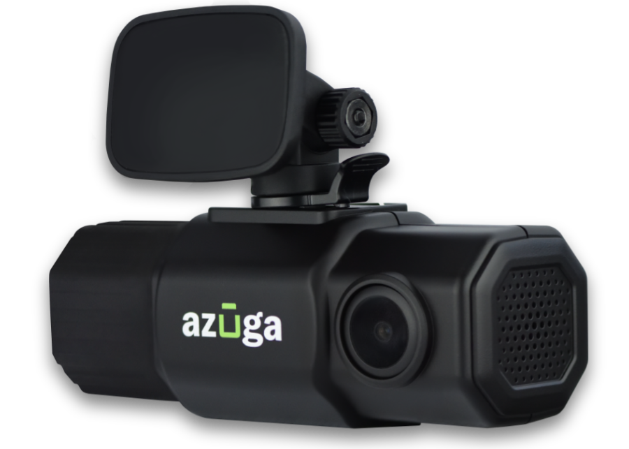 Fleet dash cam for commercial vehicles