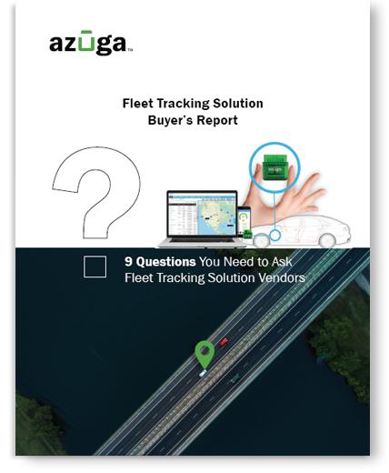 Fleet Tracking Buyers Guide