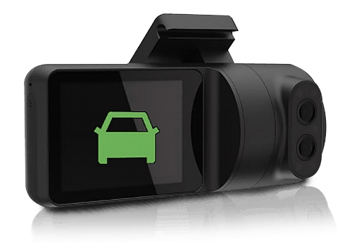 Dual-Facing Dashcam powered with Ai