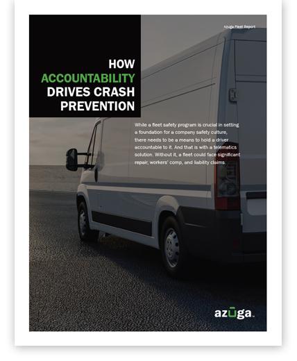 Accountability Driver Crash Prevention