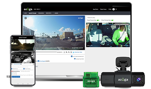 Fleet Tracking Driver App