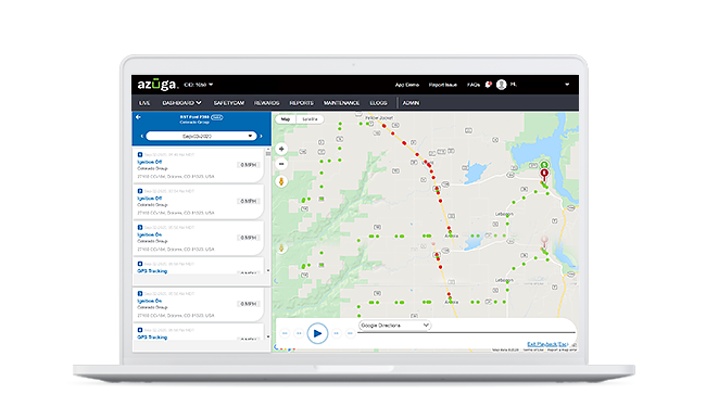 The Best in GPS Tracking for Landscapers