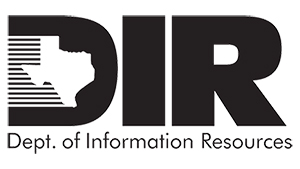 Dept of Info Resources (DIR) logo
