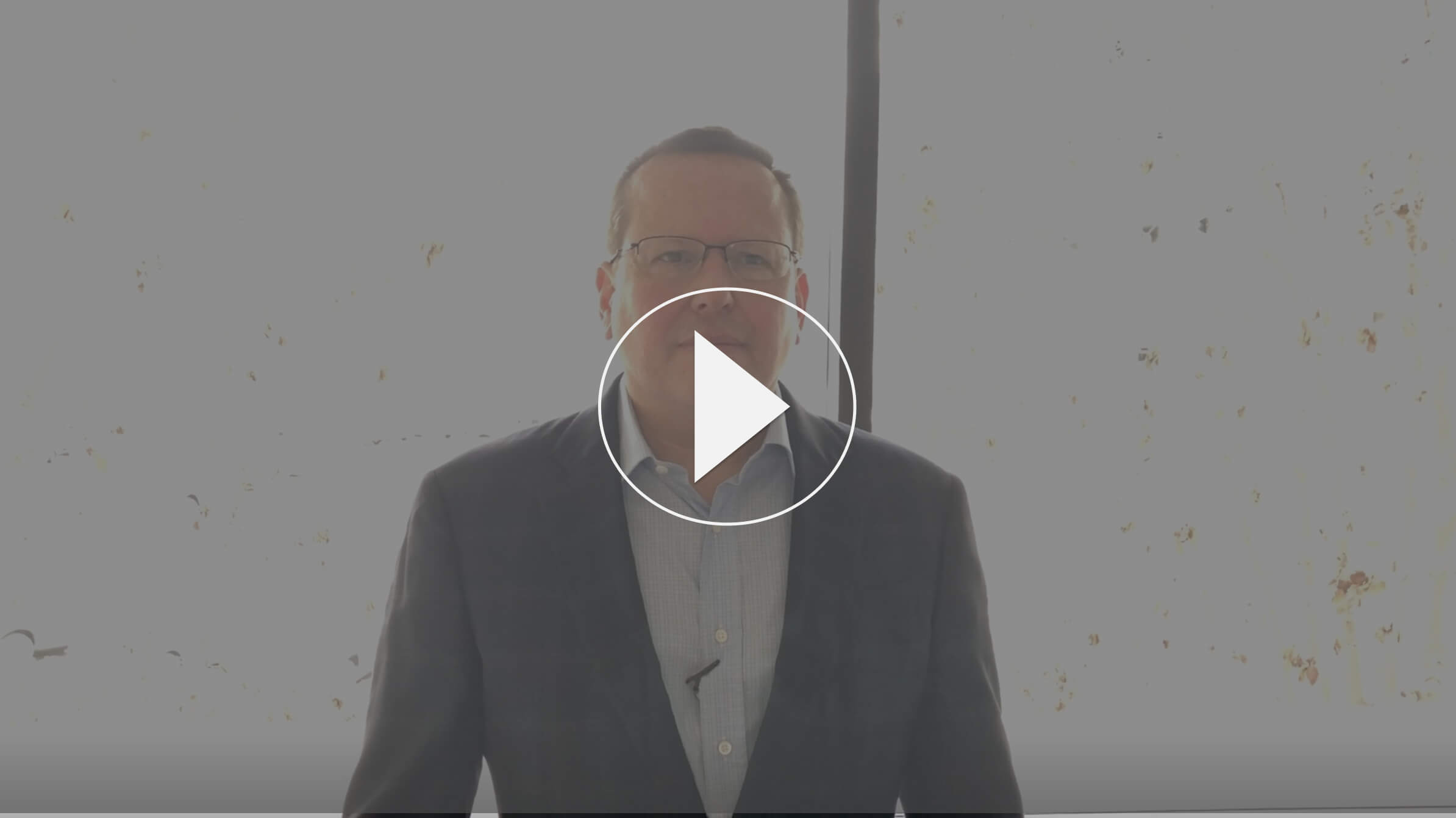 Video image of Mike Banic, VP of Marketing at Vectra