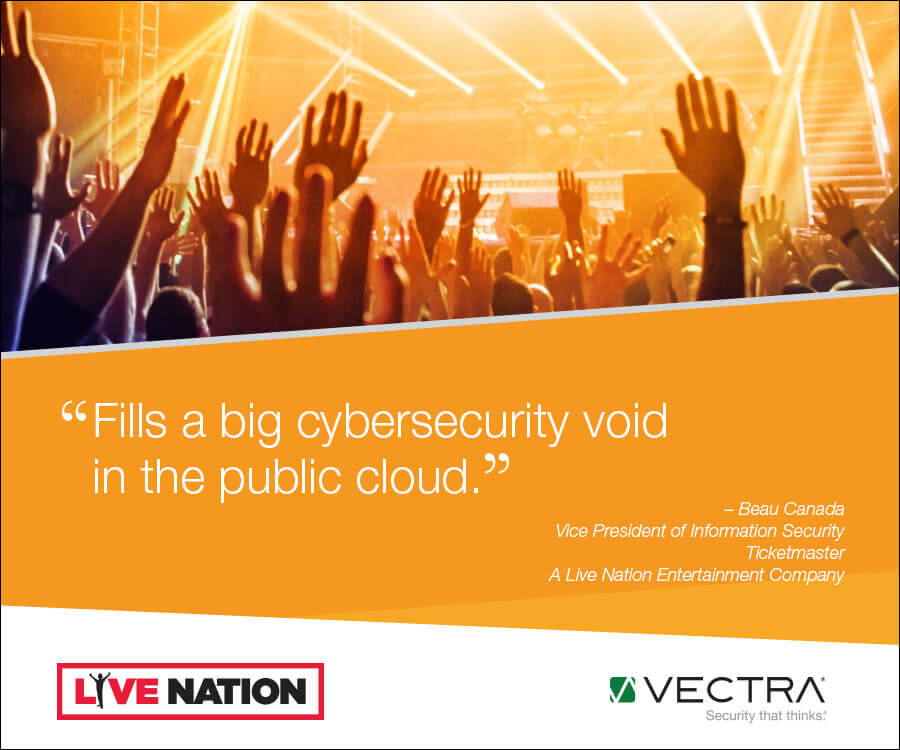 """fills a big cybersecurity void in the public cloud"""