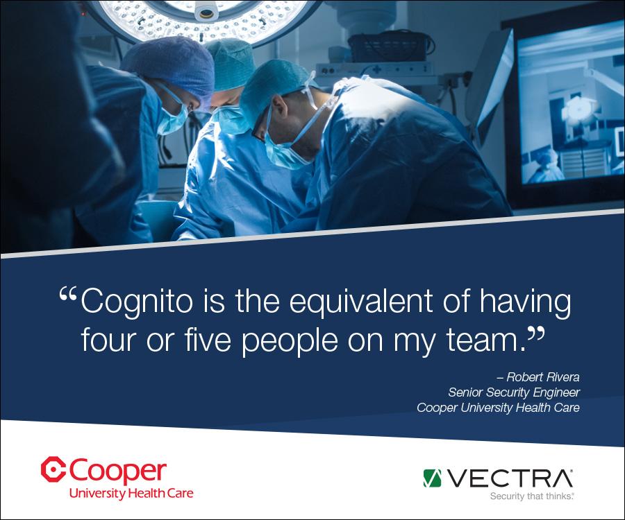 Cooper University Healthcare - Vectra Case Study