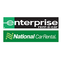 National Car Rental and Enterprise Rent-A-Car