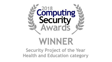 2018 Computing Security Awards