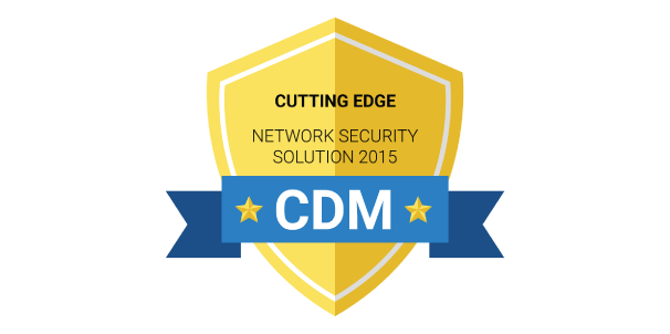 Network Security Cutting-Edge Award Winner