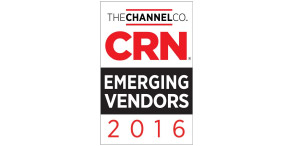 CRN Emerging Vendor Award, 2016