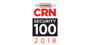 2018 CRN Security 100