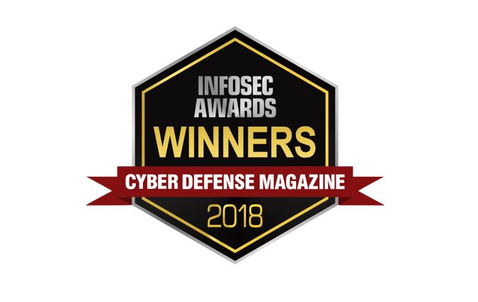 2018 Cyber Defense Magazine InfoSec Awards