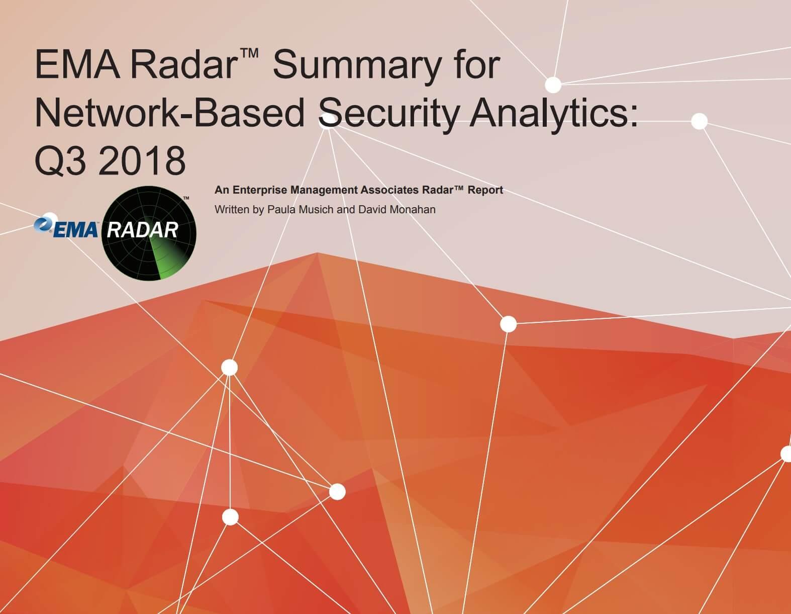 EMA Radar Summary