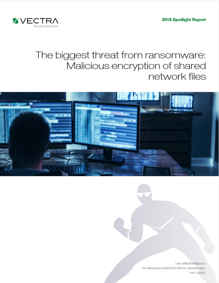 2019 Spotlight Report on Ransomware