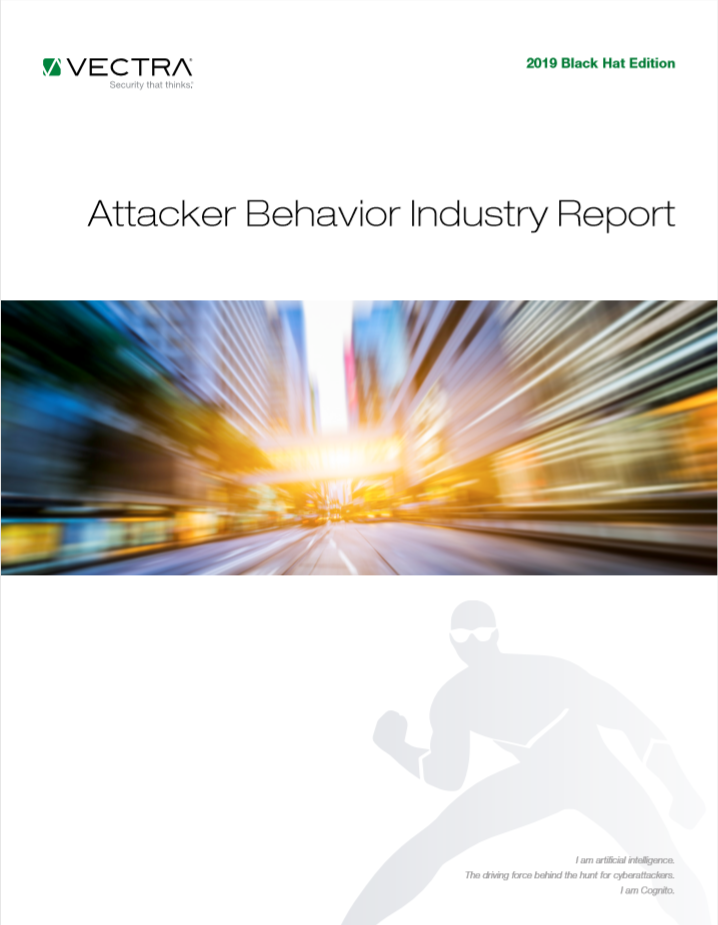 2019 Black Hat Edition of the Attacker Behavior Industry Report