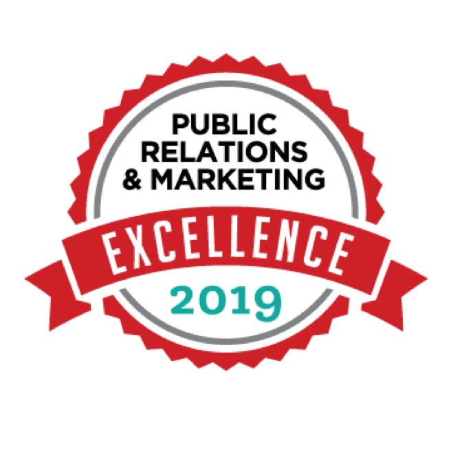 2019 Public Relations and Marketing Excellence Awards