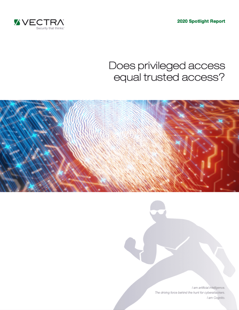 2020 Spotlight Report on Privileged Access