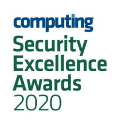 2020 Computing Security Excellence Awards Winner