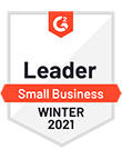Small Business Leader Award 2021