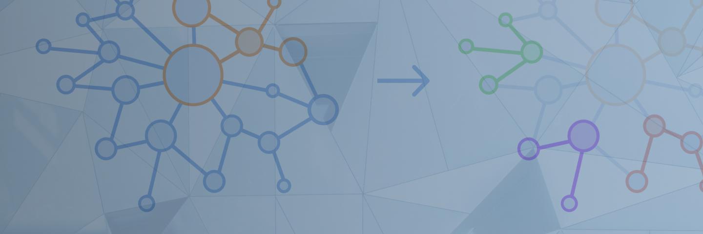 Expero graph demonstration of visualization, analysis, simulation, and optimization