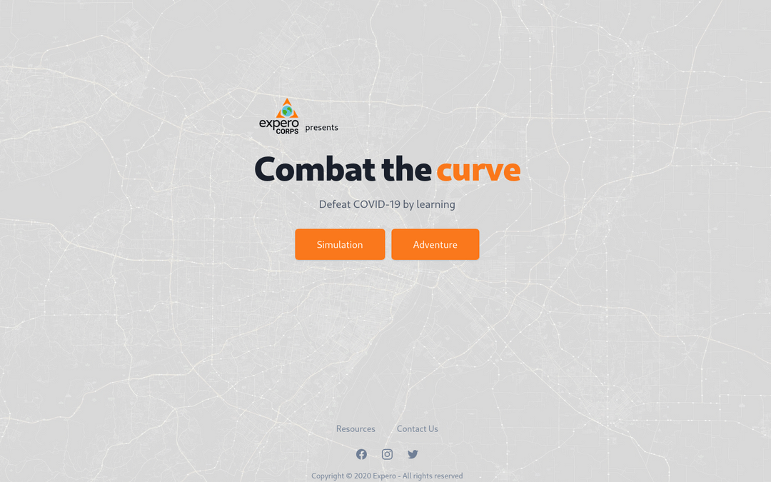 Combat the Curve