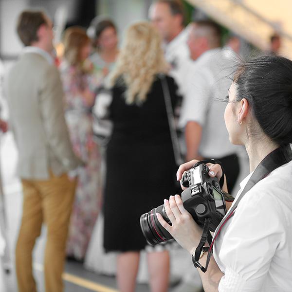 Fotograf och Människor