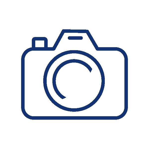 Symbol för fototjänster