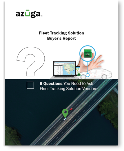 Using Fleet Tracking Solutions to Boost Driver Safety