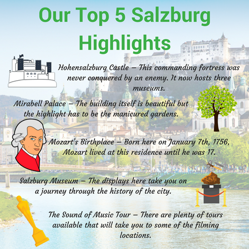 Best things To Do In Salzburg