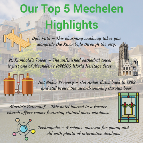 Best Things To Do In Mechelen