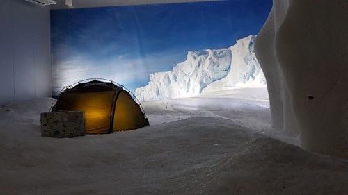 Climate House Antarctica