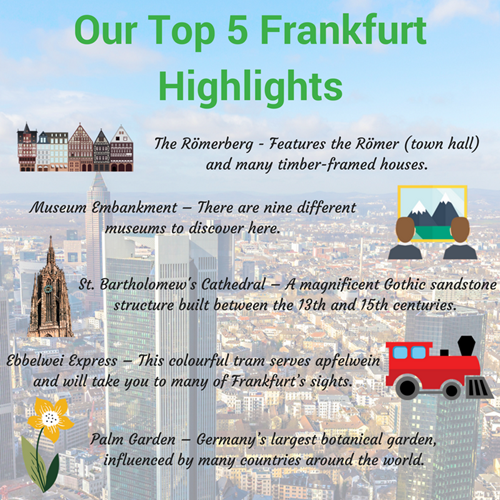 Best Things To Do In Frankfurt