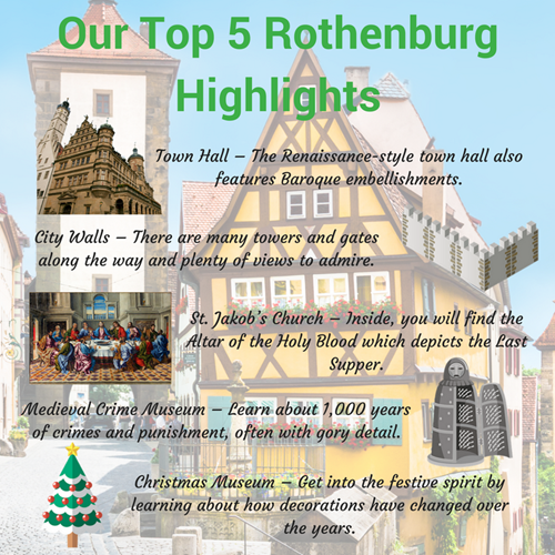 Best Things To Do In Rothenburg
