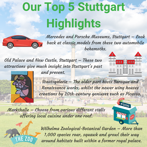 Best Things To Do In Stuttgart
