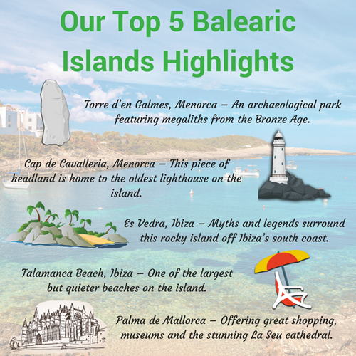 Best Things To Do In The Balearic Islands