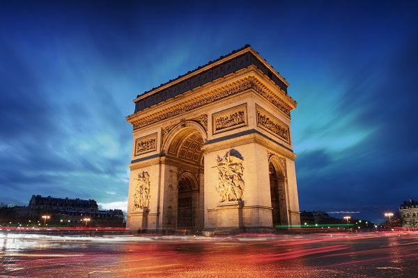 Paris Arc de Triumphe
