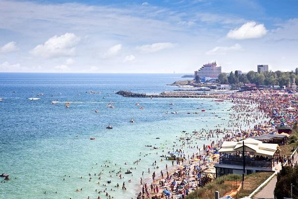 Constanta Beach Romania