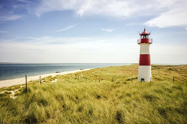 Sylt Lighthouse Germany