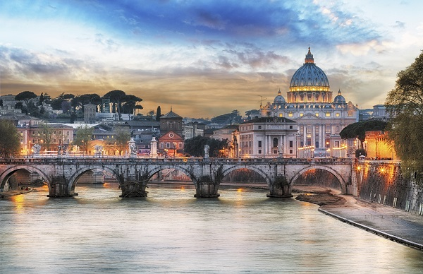 Rome Rover and Vatican
