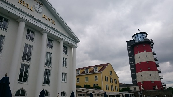 Bell Rock Hotel Europe Park