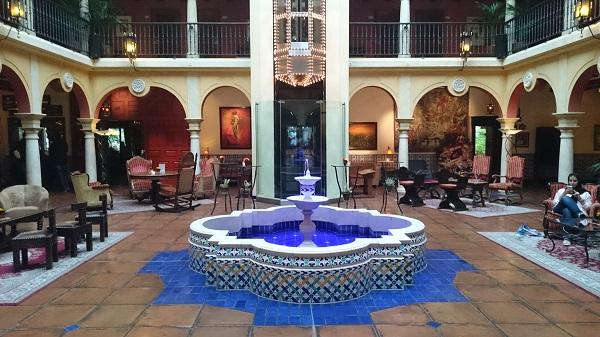 Hotel El Andaluz Europa park