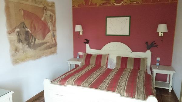 Bedroom Hotel El Andaluz Europa Park