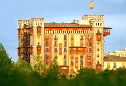 Hotel Castillo Alcazar Europa Park