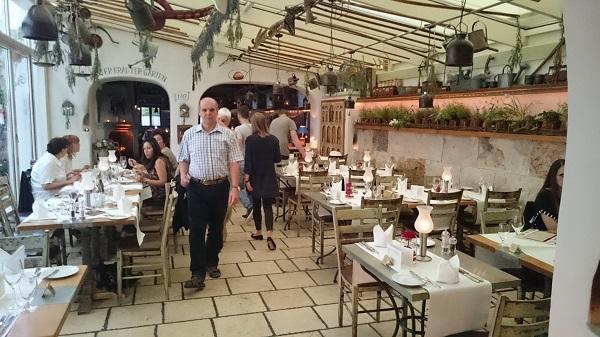 Santa Isabel Restaurant Europa Park