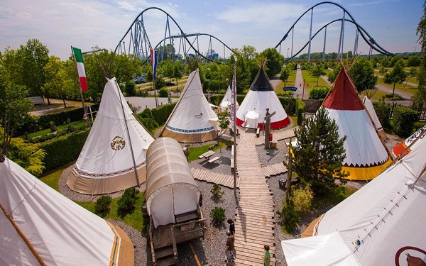 Camping Europa Park