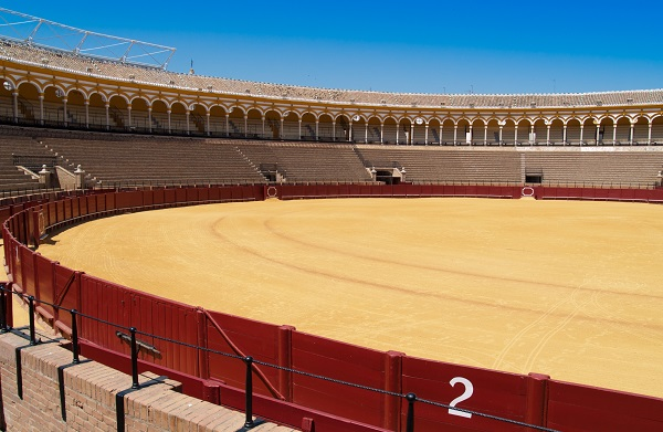 La Maestranza Bull Fighting Ring