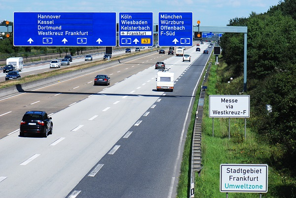 German Autobahn