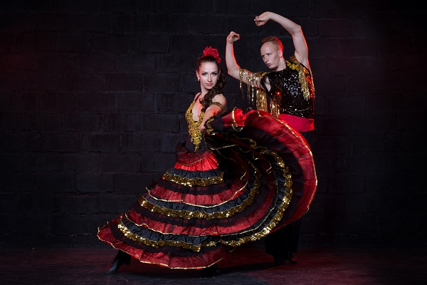 Flamenco Couple